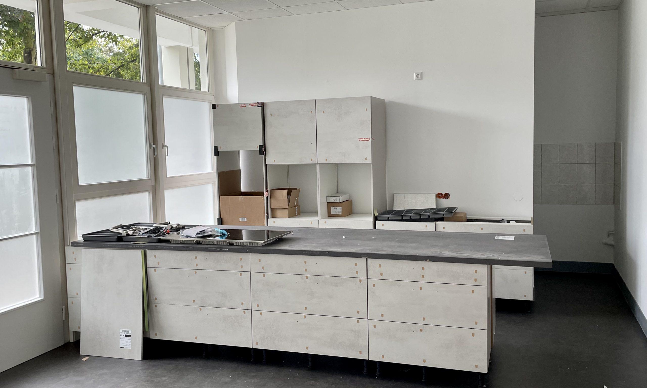 Kücheneinbau Wuhlestraße